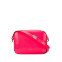 Furla Bolsa Transversal Block Mini - Rosa