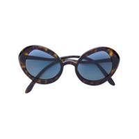 Delirious Óculos De Sol Em Acetato - Marrom