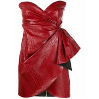 Nineminutes Vestido Phoenix - Vermelho