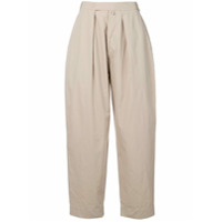 Katharine Hamnett London Calça Pantalona - Neutro