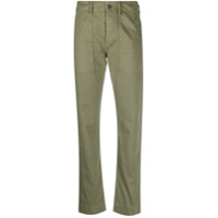 Ralph Lauren Rrl Calça Cropped - Verde