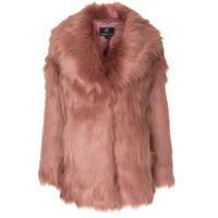 Unreal Fur Casaco 'premium Rose' - Rosa