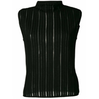 Molli Japon Knitted Top - Preto