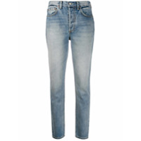Boyish Jeans Calça Jeans Skinny Billy Com Cintura Alta - Azul