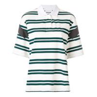 Koché Camisa Polo Listrada - Green