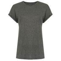 Andrea Marques T-Shirt Sem Cava - Grafite
