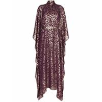 Taller Marmo Vestido Estampado Mykonos - Roxo