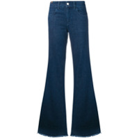 Notify Calça Jeans Flare - Azul