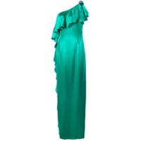 Zac Zac Posen Vestido Longo 'anne' - Verde