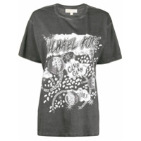 Michael Michael Kors Camiseta Club Glam - Cinza