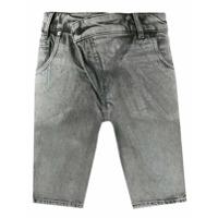 Ottolinger Bermuda Jeans - Cinza