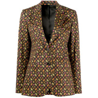 Paul Smith Blazer Com Estampa De Besouros - Preto