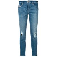 Diesel Calça Jeans 'babhila' - Azul