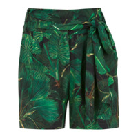 Isolda Short 'lauren' Estampado - Green