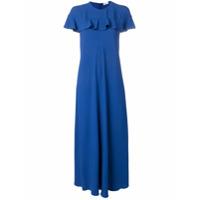 Red Valentino Vestido Longo - Azul