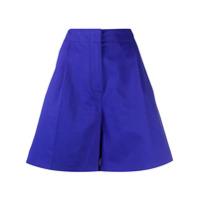 Marni Short Cós Alto - Azul