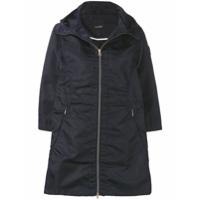 Duvetica Full-Zipped Parka Coat - Azul