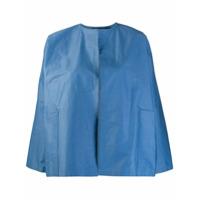 Sofie D'hoore Jaqueta Cobal Metálica - Azul