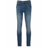 3X1 Calça Jeans Skinny Cintura Alta - Azul