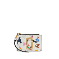 Marc Jacobs Carteira The Snapshot - Branco