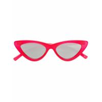 Le Specs Óculos De Sol 'the Last Lolita' - Vermelho