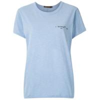 Bo.bô T-Shirt Com Logo - Azul