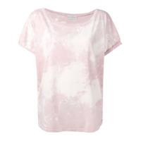 Faith Connexion Camiseta Desgastada - Rosa