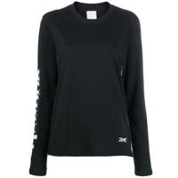 Reebok X Victoria Beckham Camiseta Com Estampa - Preto