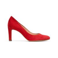 Hogl Sapato De Camurça - Vermelho