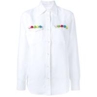 Forte Dei Marmi Couture Camisa 'thelma' - Branco