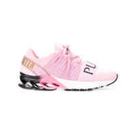 Plein Sport Low Top Trainers - Rosa
