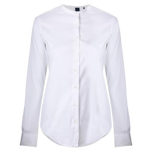 Imagem de Aspesi Camisa sem colarinho - Branco