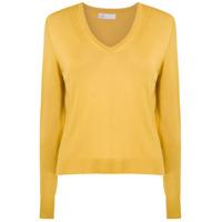 Nk Blusa Thais De Tricô - Amarelo