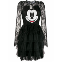 Aniye By Vestido Mickey Mouse - Preto