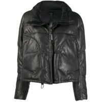 Isaac Sellam Experience Barree Padded Jacket - Cinza