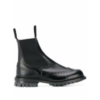 Trickers Ankle Boot Silvia - Preto