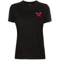 Diesel Camiseta Ufty-Sily Com Estampa - Preto