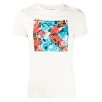 Kenzo Camiseta Com Estampa Gráfica - Neutro
