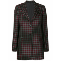Paul Smith Checked Blazer - Preto