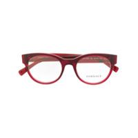 Versace Eyewear Armação De Óculos Medusa - Vermelho