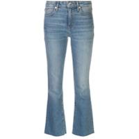 Slvrlake Calça Jeans Flare Cintura Alta - Azul