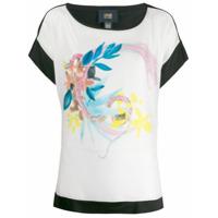 Cavalli Class Camiseta Estampada - Preto