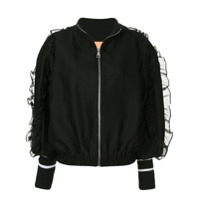 Maggie Marilyn Jaqueta Bomber 'some Kind Of Wonderful' - Preto