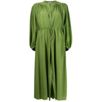 Three Graces Vestido Midi Julienne - Verde