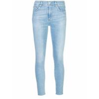 Agolde Calça Jeans Skinny Cintura Média - Azul