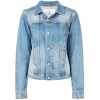 Quantum Courage Jaqueta Jeans 'queening' - Azul
