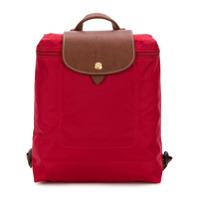 Longchamp Mochila Le Pliage - Vermelho