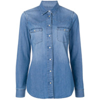 Notify Camisa Lila - Azul