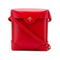 Manu Atelier Bolsa Transversal 'pristine' Mini - Vermelho