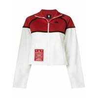 Kappa Kontroll Suéter Cropped - Branco
